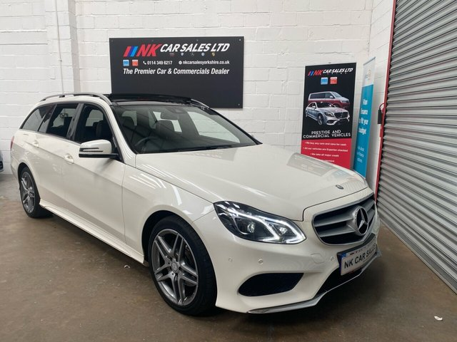 2014 14 MERCEDES-BENZ E-CLASS 2.1 E250 CDI AMG SPORT 5d 202 BHP NOW IN STOCK COMES WITH FULL MERCEDES BENZ SERVICE  HISTORY RESERVED FOR MARC FROM LEEDS