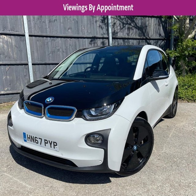 USED 2017 67 BMW I3 0.6 I3 RANGE EXTENDER 94AH 5d 168 BHP MANY EXTRAS, VIDEO WALKROUND-UK DELIVERY POSSIBLE