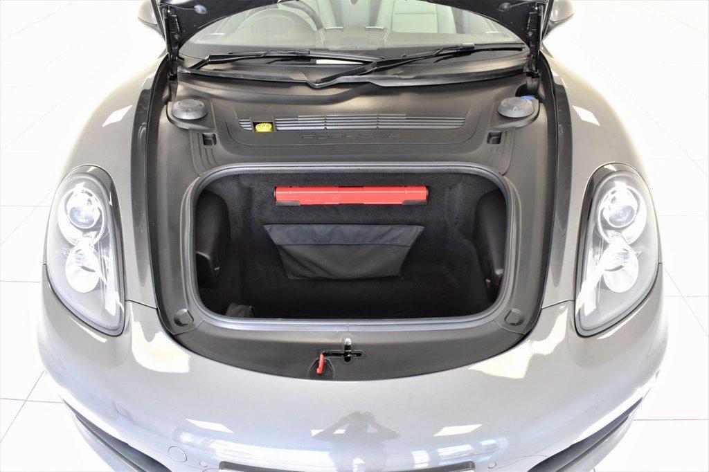 USED 2013 13 PORSCHE BOXSTER 3.4 S 24V