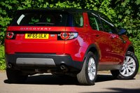 USED 2015 65 LAND ROVER DISCOVERY SPORT 2.0L TD4 SE TECH 5d 180 BHP