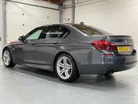 USED 2015 15 BMW 5 SERIES 3.0 530d M Sport 4dr