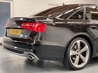 USED 2014 14 AUDI A6 2.0 TDI ultra Black Edition Saloon 4dr Diesel S Tronic (s/s) (190 ps)