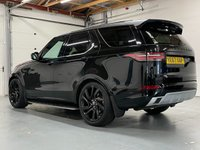 USED 2017 67 LAND ROVER DISCOVERY 2.0 SD4 HSE Auto 4WD (s/s) 5dr