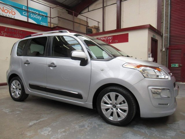 USED 2015 15 CITROEN C3 PICASSO 1.6 HDi Exclusive 5dr ***22500 MILES S/HISTORY***