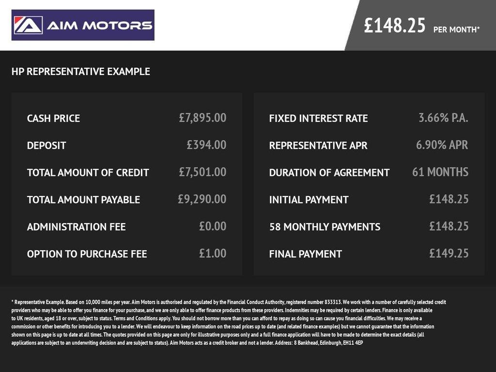 USED 2014 14 BMW 1 SERIES 2.0 118D SPORT FSH 73K MILES LONG MOT £30 TAX FSH 73K MILES 5 DOOR DIESEL TURBO SPORTS MODEL
