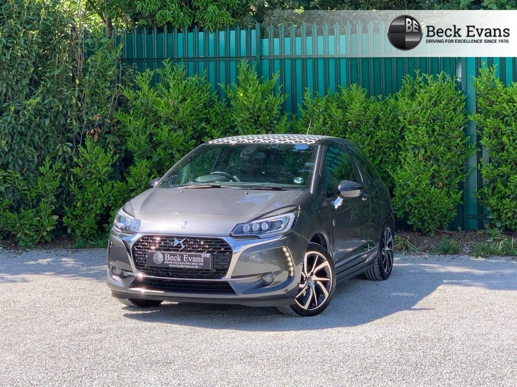USED 2019 19 DS DS 3 1.2 PURETECH FOREVER S/S EAT6 3d 109 BHP
