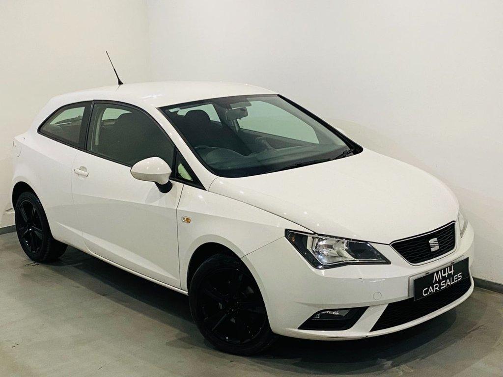 USED 2013 13 SEAT IBIZA 1.4 TOCA 3d 85 BHP Bluetooth / Sat Nav / Alloy Wheels / Central Locking / Aux