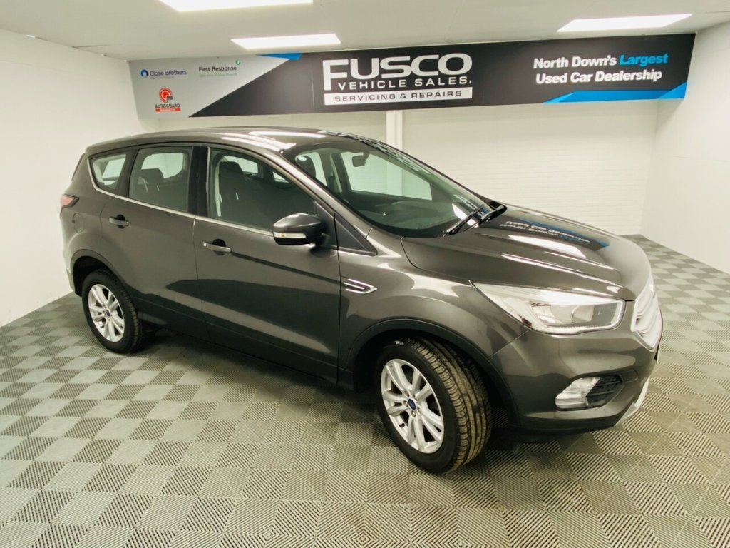 USED 2018 FORD KUGA 1.5 ZETEC TDCI 5d 118 BHP NATIONWIDE DELIVERY AVAILABLE!