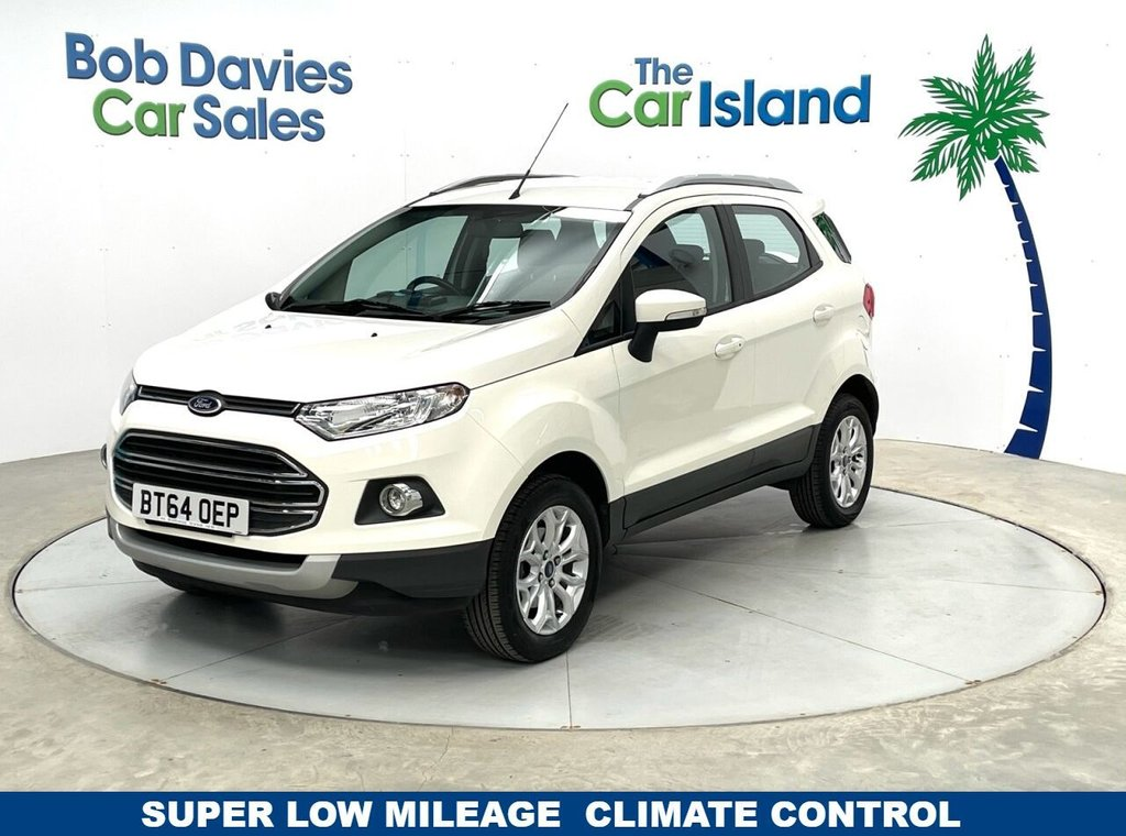 USED 2015 64 FORD ECOSPORT 1.5 TITANIUM 5d 110 BHP Alloy Wheels Climate Control ONLY 34000 miles