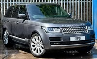 USED 2017 17 LAND ROVER RANGE ROVER 3.0 TD V6 Vogue Auto 4WD (s/s) 5dr £82k New, Pan Roof, F/LR/S/H +