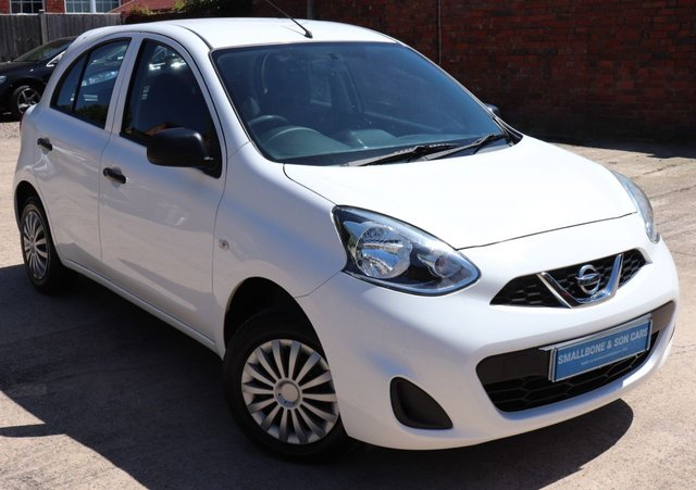 USED 2014 63 NISSAN MICRA 1.2 VISIA 5d 79 BHP * BUY ONLINE * FREE NATIONWIDE DELIVERY *