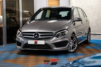 USED 2016 16 MERCEDES-BENZ B-CLASS 1.5 B 180 D AMG LINE PREMIUM 5d 107 BHP One Family Owner | Three Stamp Service History