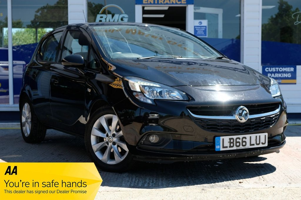 USED 2017 66 VAUXHALL CORSA 1.4 ENERGY AC ECOFLEX 5d 74 BHP AVAILABLE FOR £149 PER MONTH £0 DEPOSIT