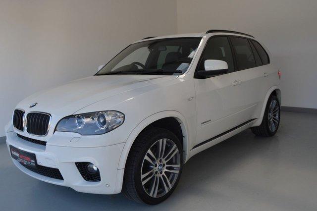 USED 2012 BMW X5 3.0 XDRIVE30D M SPORT 5DOOR 241 BHP *ALPINE WHITE*