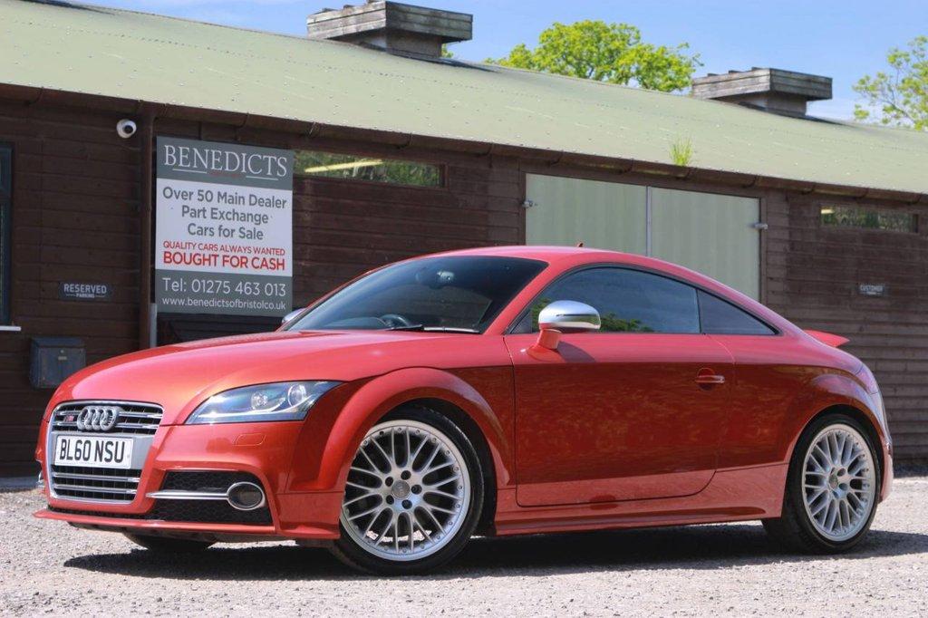 USED 2011 60 AUDI TT 2.0 TTS TFSI QUATTRO 2d 272 BHP