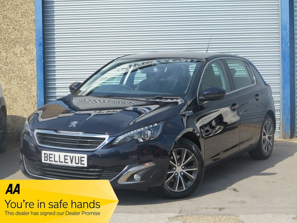 USED 2016 66 PEUGEOT 308 1.6 BLUE HDI S/S ALLURE 5d 120 BHP