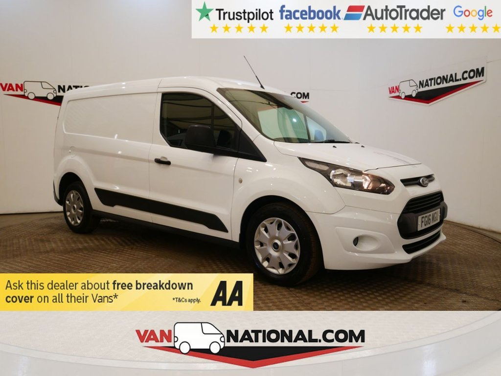 USED 2016 16 FORD TRANSIT CONNECT 1.6 240 TREND P/V 95 BHP L2 WWW.VANNATIONAL.COM