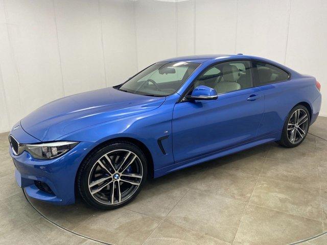 BMW 4 SERIES at Peter Scott Cars