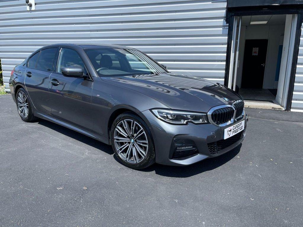 USED 2019 69 BMW 3 SERIES 2.0 320I M SPORT 4d 181 BHP LOW MILEAGE 1 OWNER CAR