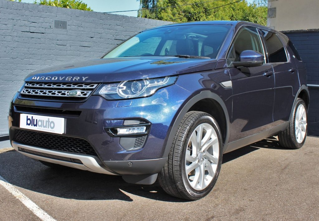 USED 2016 16 LAND ROVER DISCOVERY SPORT 2.0 TD4 HSE 5d 180 BHP 1 Owner (plus Demo), 3 Services, Huge Specification, Under 30000 Miles!!