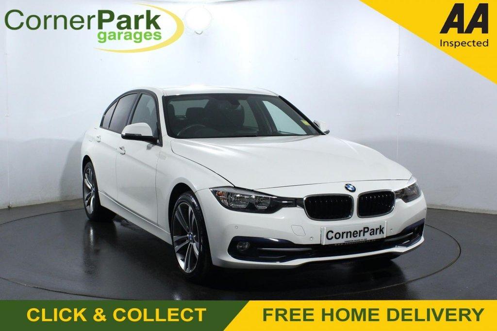 USED 2017 67 BMW 3 SERIES 2.0 320I XDRIVE SPORT 4d 181 BHP