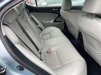 USED 2008 57 LEXUS IS 2.2 220D SE 4d 175 BHP SAT NAV - LEATHER + MORE
