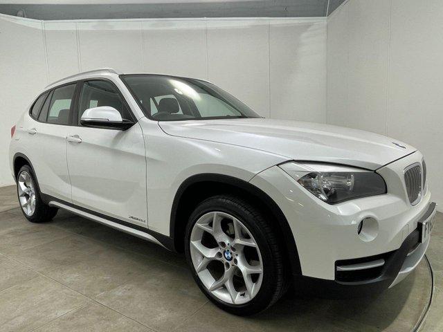 BMW X1 at Peter Scott Cars