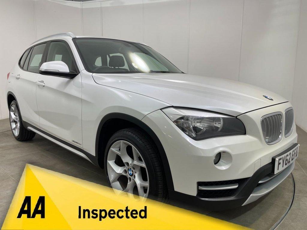 USED 2012 62 BMW X1 2.0 XDRIVE18D XLINE 5d 141 BHP