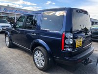 USED 2016 16 LAND ROVER DISCOVERY 4 3.0 SDV6 GRAPHITE 5d 7 Seat Family SUV 4x4 AUTO Masses Of Spec