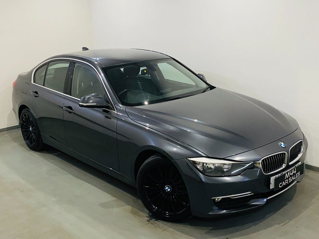 USED 2013 13 BMW 3 SERIES 2.0 320D LUXURY 4d 184 BHP Isofix / Bluetooth / Cruise Control / Alloy Wheels / Sat Nav /