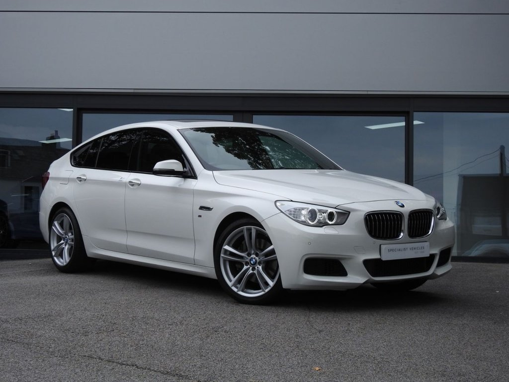 USED 2016 16 BMW 5 SERIES 3.0 535D M SPORT GRAN TURISMO 5d 309 BHP BMW 535d GT with Panoramic Roof, Professional Navigation & Much More...
