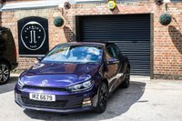 USED 2015 VOLKSWAGEN SCIROCCO 1.4 TSI BLUEMOTION TECHNOLOGY 2d 123 BHP