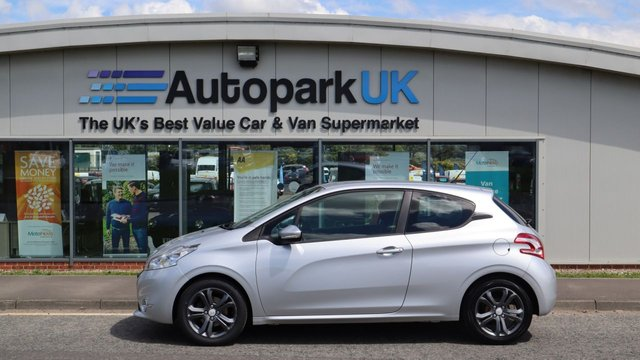 USED 2013 13 PEUGEOT 208 1.2 ACTIVE 3d 82 BHP LOW DEPOSIT OR NO DEPOSIT FINANCE AVAILABLE . COMES USABILITY INSPECTED WITH 30 DAYS USABILITY WARRANTY + LOW COST 12 MONTHS ESSENTIALS WARRANTY AVAILABLE FROM ONLY £199 (VANS AND 4X4 £299) DETAILS ON REQUEST. ALWAYS DRIVING DOWN PRICES . BUY WITH CONFIDENCE . OVER 1000 GENUINE GREAT REVIEWS OVER ALL PLATFORMS FROM GOOD HONEST CUSTOMERS YOU CAN TRUST .