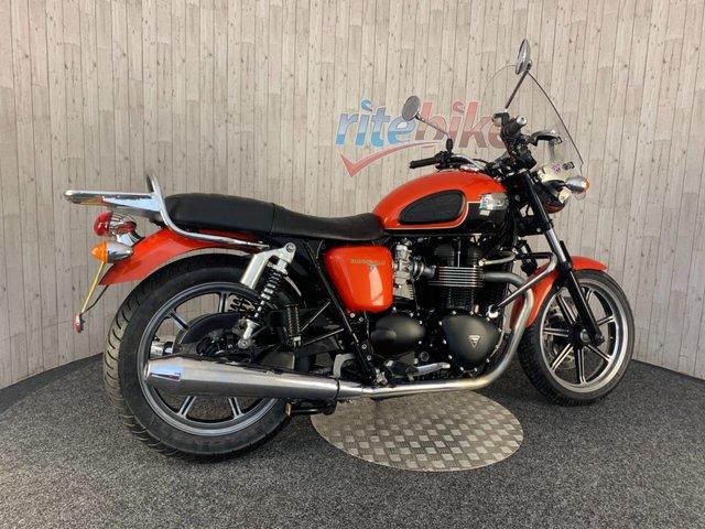 TRIUMPH Bonneville 865 SE at Rite Bike