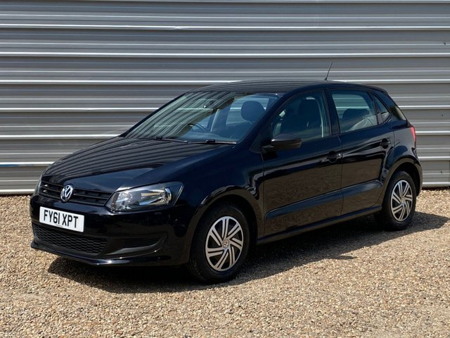 USED 2011 61 VOLKSWAGEN POLO 1.2 S 5d 60 BHP 2 Pre Owners Only 77,000m