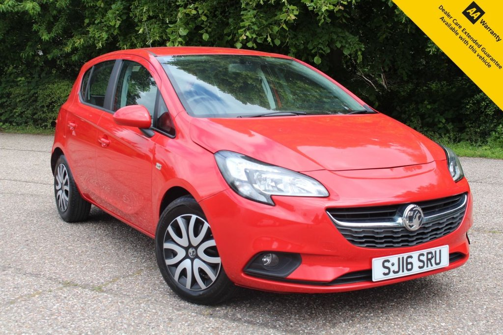 USED 2016 16 VAUXHALL CORSA 1.4 DESIGN ECOFLEX 5d 74 BHP ** LOW MILEAGE PETROL ** BRAND NEW ADVISORY FREE MOT + NEW SERVICE + AIR CON REGAS ** TOUCHSCREEN WITH INTEGRATED APPLE CAR PLAY AND ANDROID AUTO + DAB RADIO + BLUETOOTH ** CRUISE CONTROL ** ULEZ CHARGE EXEMPT ** 0 DEPOSIT FINANCE AVAILABLE ** CLICK AND COLLECT AVAILABLE ** NATIONWIDE DELIVERY AVAILABLE **