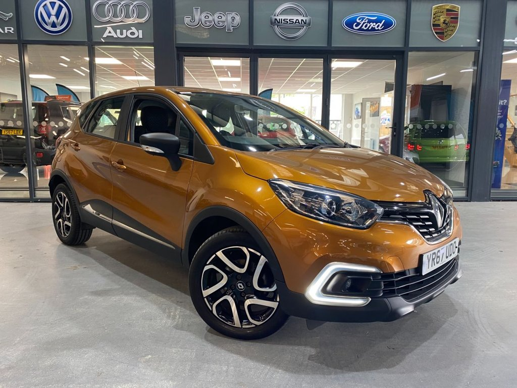 USED 2017 67 RENAULT CAPTUR 1.5 DYNAMIQUE NAV DCI 5d 90 BHP Complementary 12 Months RAC Warranty and 12 Months RAC Breakdown Cover Also Receive a Full MOT With All Advisory Work Completed, Fresh Engine Service and RAC Multipoint Check Before Collection/Delivery