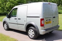 USED 2010 10 FORD TRANSIT CONNECT 1.8 T220 TREND LR CDPF 110 BHP NO VAT SERVICE HISOTRY