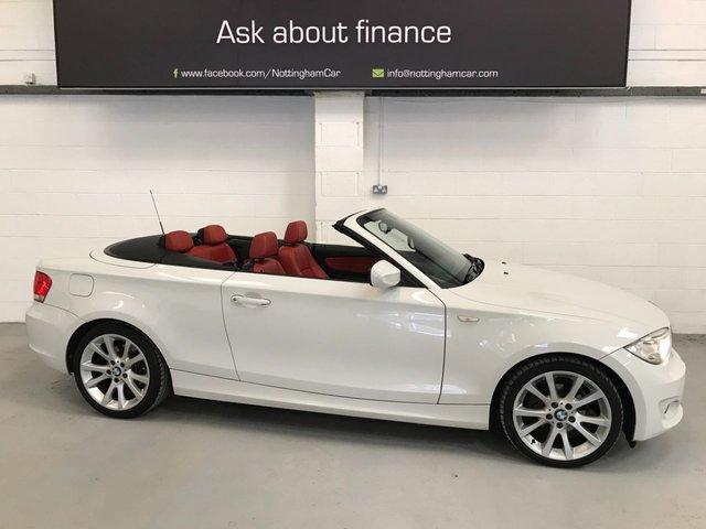 USED 2011 11 BMW 1 SERIES 2.0 118D SPORT 2d 141 BHP