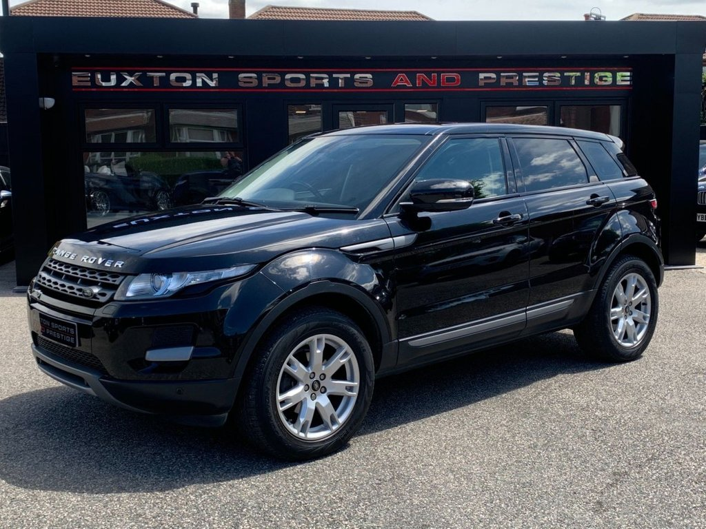 USED 2013 13 LAND ROVER RANGE ROVER EVOQUE 2.2 SD4 Pure Tech AWD 5dr 5 x Services at Audi