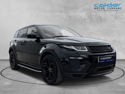 USED 2019 19 LAND ROVER RANGE ROVER EVOQUE 2.0 TD4 HSE DYNAMIC 5d 178 BHP