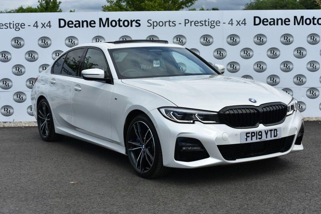 USED 2019 19 BMW 3 SERIES 2.0 320D XDRIVE M SPORT 4d 188 BHP PRO PK TECH PK