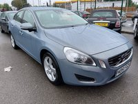 USED 2010 60 VOLVO S60 2.0 D3 SE LUX 4d 161 BHP ONLY 26000 MILES + GREAT SPEC
