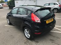 USED 2013 13 FORD FIESTA 1.2 ZETEC 5d 81 BHP ONE FORMER KEEPER + GREAT HIST