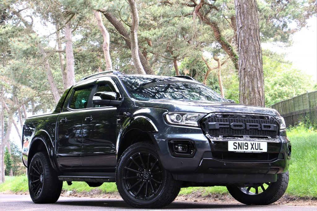 USED 2019 19 FORD RANGER 2.0 WILDTRAK ECOBLUE 213 PS TWIN TURBO