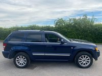USED 2008 58 JEEP GRAND CHEROKEE 3.0 V6 CRD OVERLAND 5d 215 BHP * 12 MONTHS FREE AA MEMBERSHIP * AUTOMATIC * LEATHER *