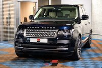 USED 2016 66 LAND ROVER RANGE ROVER 3.0 TDV6 VOGUE SE 5d 255 BHP Two Owners   Four Services   Remaining Warranty Spec 2022