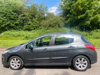 USED 2012 12 PEUGEOT 308 1.6 HDI ACTIVE 5d 92 BHP VALUE FOR MONEY DIESEL FAMILY CAR