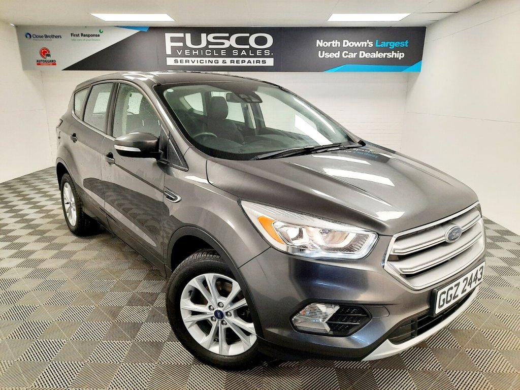 USED 2017 FORD KUGA 2.0 TITANIUM TDCI 5d 148 BHP NATIONWIDE DELIVERY AVAILABLE!