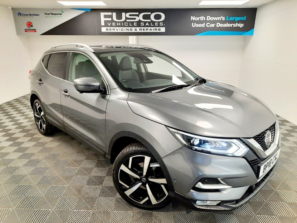 USED 2018 18 NISSAN QASHQAI 1.5 DCI TEKNA 5d 108 BHP NATIONWIDE DELIVERY AVAILABLE!